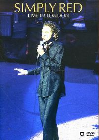 Cover Simply Red - Live In London [DVD]